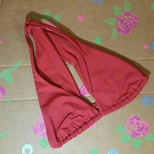 Victoria's Secret Swim - Victoria's Secret Red Bikini Top Size S Small